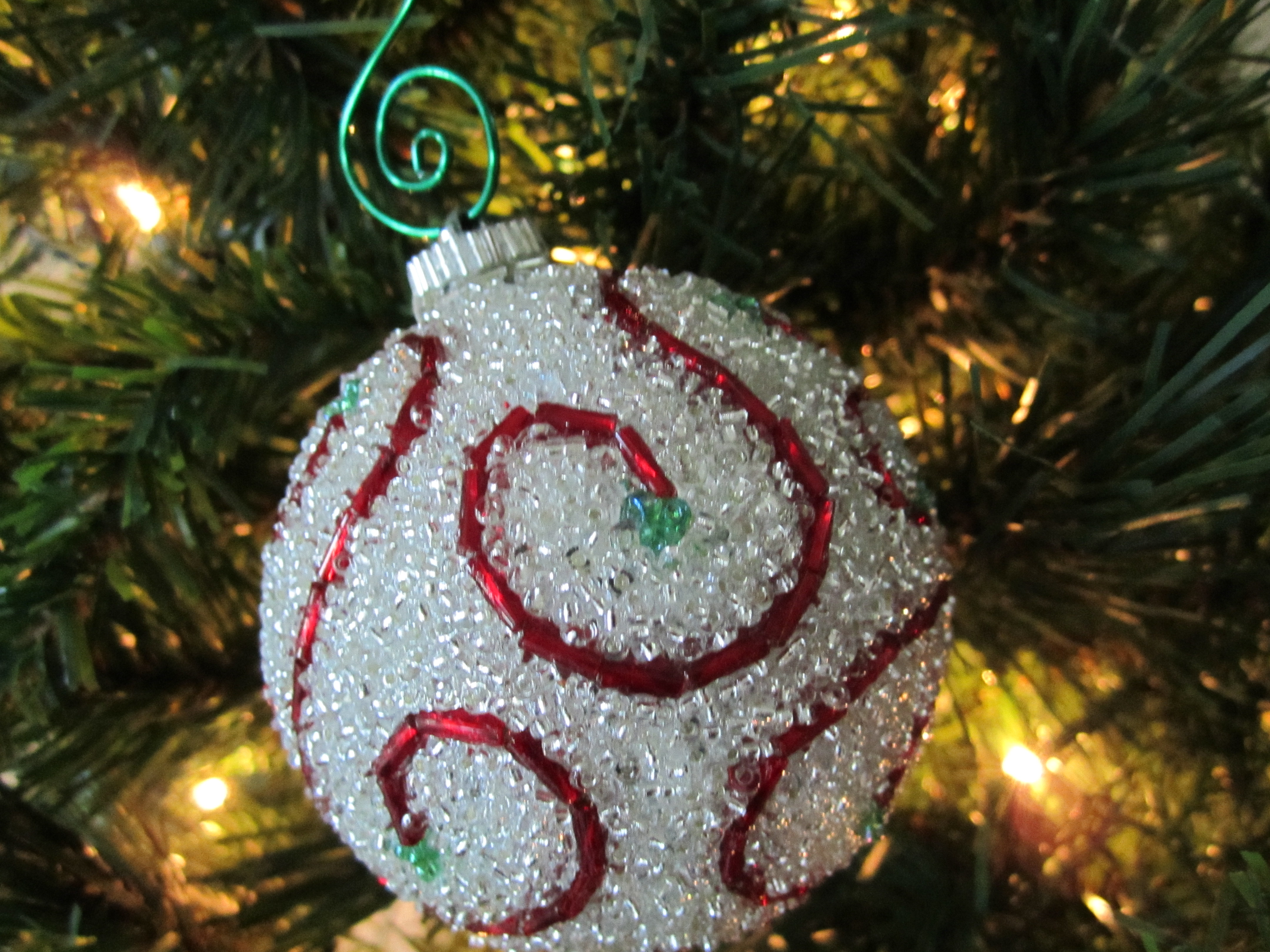 MAKE AND TAKE ORNAMENTS